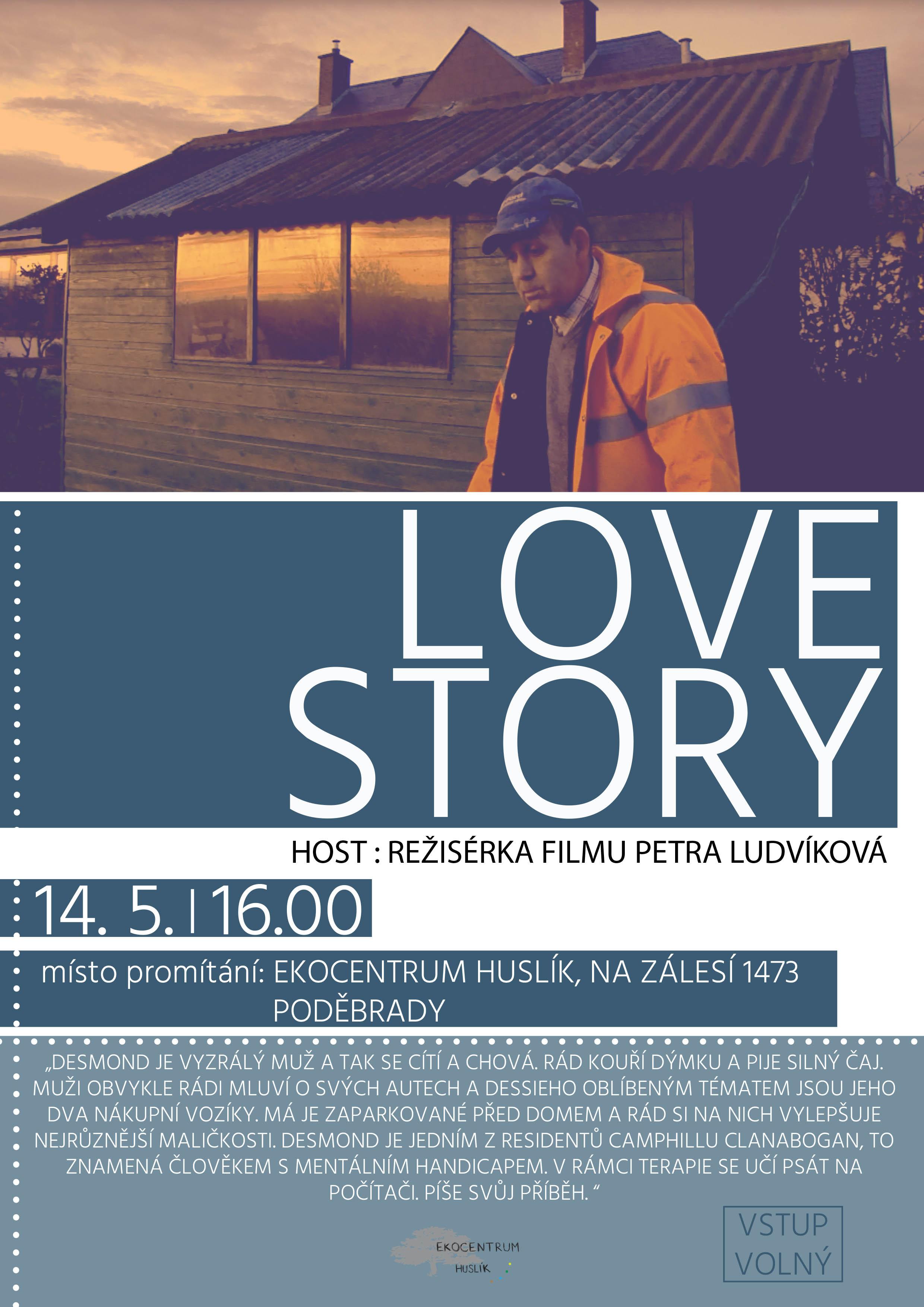 Plakát love story WEB