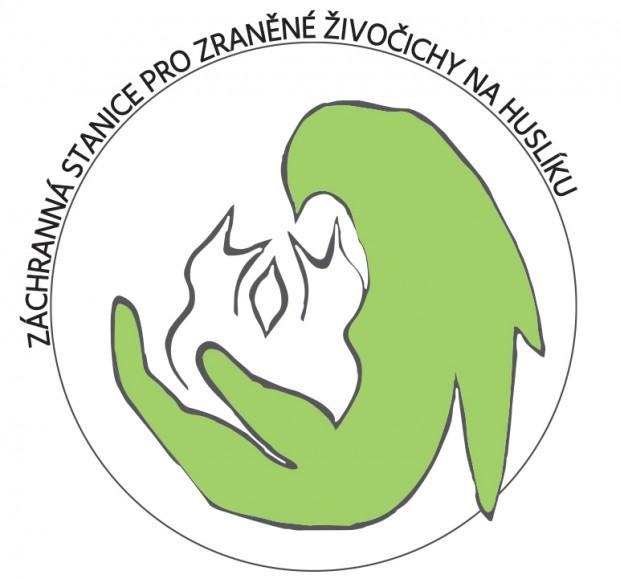 logo stanice s nápisem